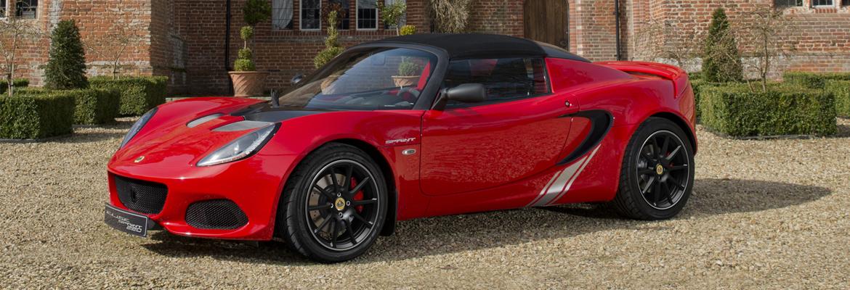 lotus elise sprint 220 fkm lotus cars belgium. Black Bedroom Furniture Sets. Home Design Ideas