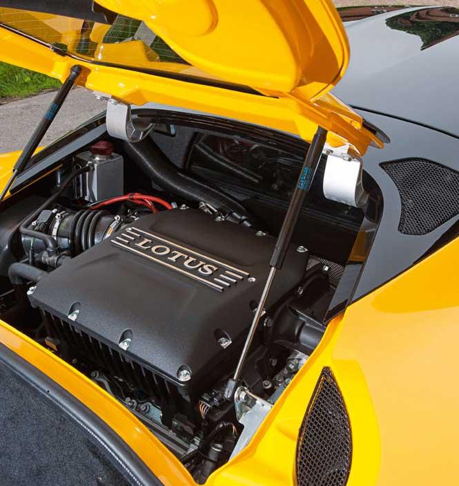 2017 Lotus Evora 400 Camshaft: Lotus Cars Belgium
