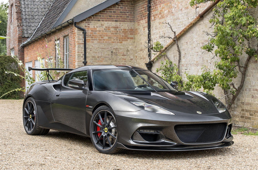 Precision, beauty and performance: The new Lotus Evora GT430 - FKM ...