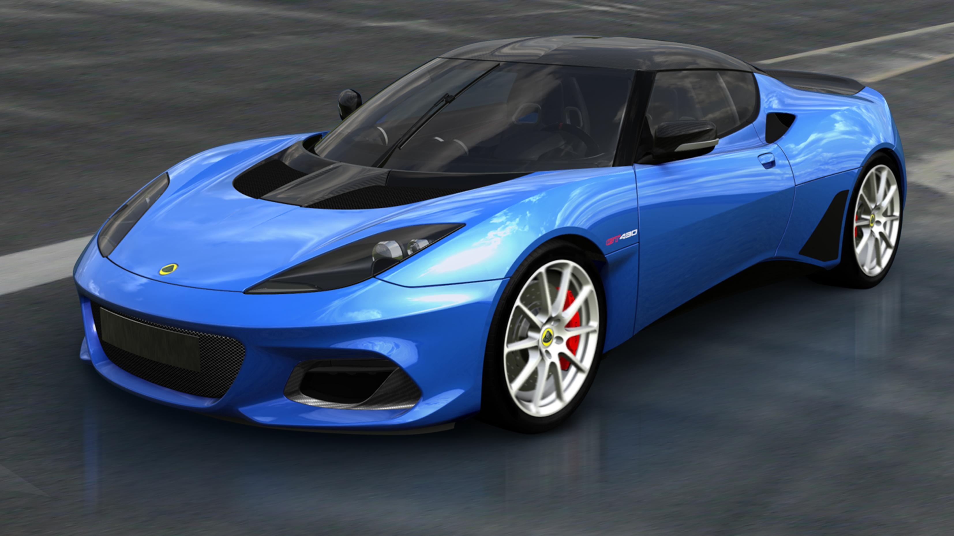 The New Expanded Lotus Evora Gt430 Range