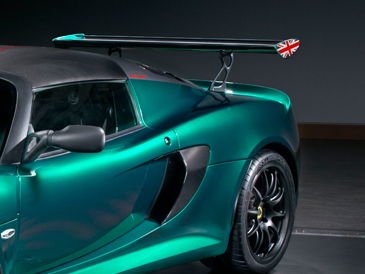 exige cup 430 chassis specs