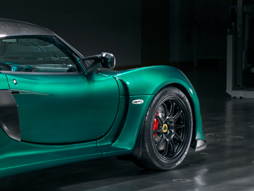 lotus exige 430 engine chassis specs