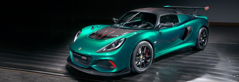 lotus exige cup 430 2017 model