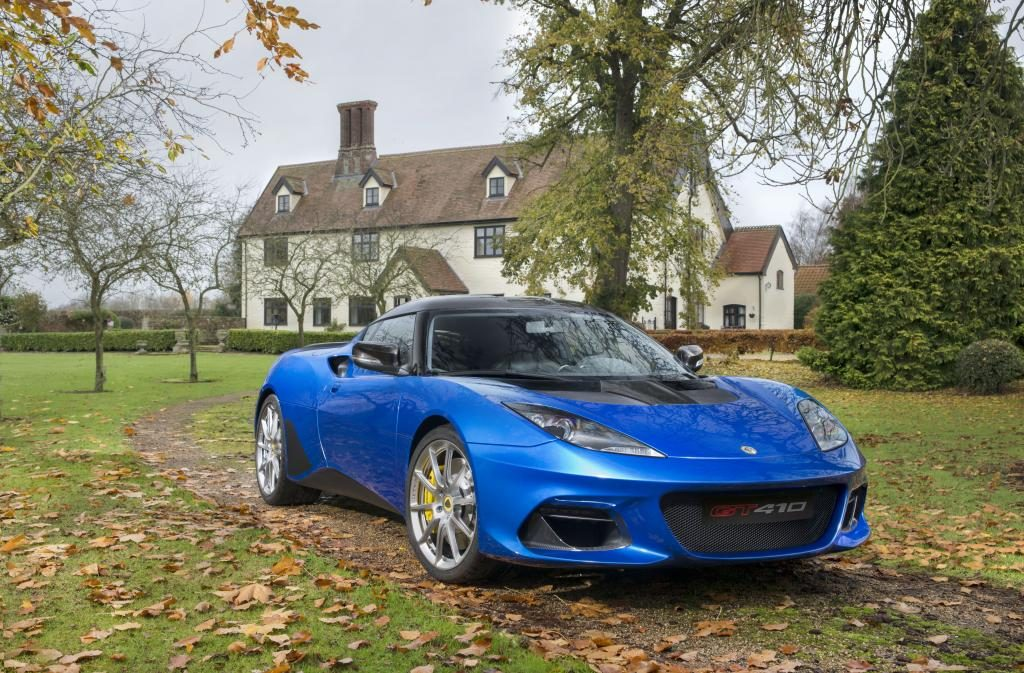 new lotus evora sport gt410 new launch januari 2018